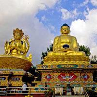 Varanasi - Bodhgaya - Rajgir - Nalanda - Patna - Vaishali - Kushinagar - Lumbini - Kapilavastu - Sravasti