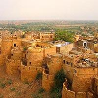 New Delhi - Neemrana - Jaipur - Shekhawati - Bikaner - Jaisalmer - Khimsar - Pushkar