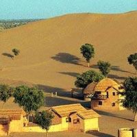 New Delhi - Samode - Mandawa - Bikaner - Khimsar - Jaisalmer - Jodhpur - Ranakpur - Udaipur - Pushkar - Jaipur