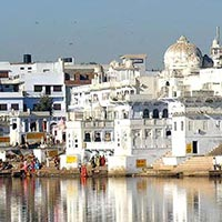 New Delhi - Shekhawati - Bikaner - Jaisalmer - Osian - Agra - Fatehpur Sikri - Jaipur - Jodhpur - Ranakpur - Udaipur - Pushkar - Dungarpur - Chittorgarh
