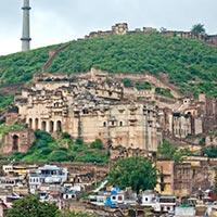 New Delhi - Agra - Fatehpur - Jaipur - Ranthambhore - Bundi - Pushkar - Bijaipur