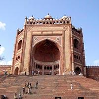Delhi - Jaipur - Bharatpur - Agra