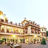 Delhi - Alsisar - Jaipur - Agra