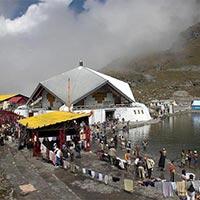 Delhi - Rishikesh - Govind ghat - Gobind Dham - Hemkund Sahib - Rudraprayag - Haridwar