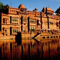 Mandawa - Bikaner - Jaisalmer - Jodhpur - Ranakpur - Udaipur - Bassi - Pushkar - Jaipur