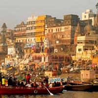 Mumbai - Aurangabad - Bhopal - Agra - Varanasi - Bodhgaya - Patna - Delhi