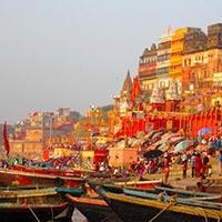 Delhi - Varanasi - Bodhgaya - Nalanda - Rajgir - Patna - Vaishalli - Kushinagar - Lumbini - Sravasti - Lucknow - Agra