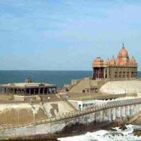 Madurai - Rameswaram - Kanniyakumari