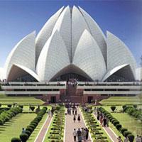 New Delhi - Agra - Jaipur