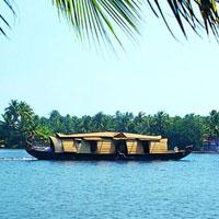 Kumarakom - Alleppey - Kovalam - Kanyakumari