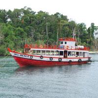 Port Blair - Rangath - Mayabunder - Diglipur