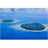 Port Blair - Ross Island - Havelock Island - Neil Island - Chidiya Tapu
