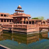 Delhi - Agra - Fatehpur Sikri - Ranthambore - Jaipur