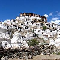 Leh Ladakh - Pangong - Alchi - Lamayuru - Khardung la
