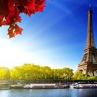 London - Dover - Ferry - Calais - Brussels - Frankfurt - Black Forest - Switzerland - Geneva - Paris - Calais - Ferry - Dover