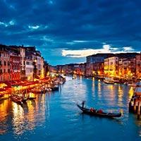 London - Dover - Ferry - Calais - Paris - Switzerland - Nice - Sanremo - Eze - Pisa - Arezzo Area - Rome - Florence - Venice - Venice Area - Rhine Falls - Black Forest - Brussels