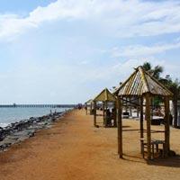 Tirupati - Pondicherry - Rameswaram - Madurai