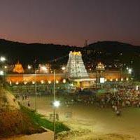 Tirupati - Vellore - Rameswaram - Madurai