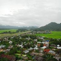 Guwahati - Tezpur - Dirang - Tawang - Bomdila - Nameri - Ziro - Daporijo - Along - Pasighat - Dibrugarh - Kaziranga - Guwahati