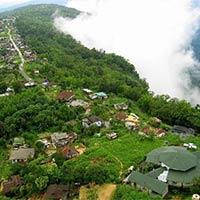 Guwahati - Cherrapunji - Shillong