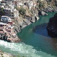 New Delhi - Haridwar - Dehradun - Barkot - Yamunotri -  Uttarkashi - Gangotri - Rishikesh