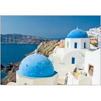 Athens - Mykonos - Santorini - Athens