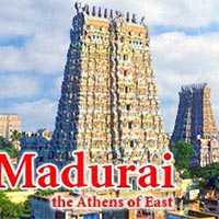 Chennai - Mahabalipuram - Pondicherry - Tanjore - Madurai - Trichy