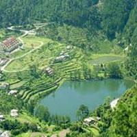 Nainital - Almora - Kausani - Ranikhet