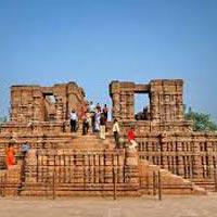Bhubaneswar - Konark - Puri - Chilika - Gopalpur - Khordha - Bhubaneswar
