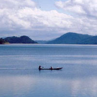 Kumasi - Kintampo - Salaga - Nzulezu