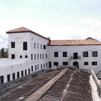 Cape Coast - Elmina Castle - Nkroful - Nzulezu