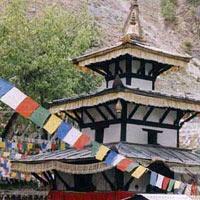 Kathmandu - Manakamana - Pokhara - Jomsom - Muktinath - Beni - Pokhara