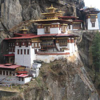 Paro - Thimphu - Punakha - Gangtay - Phobjikha