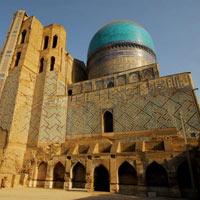 Tashkent - Samarkand - Bukhara - Khiva