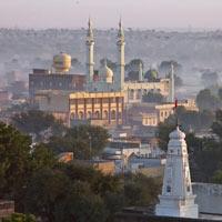 Delhi - Mandawa - Bikaner - Jaisalmer - Jodhpur - Udaipur - Jaipur