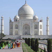 Delhi - Agra - Sawai Madhopur - Jaipur - Udaipur - Pushkar