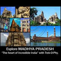 Omkareshwar - Indore - Ujjain - Bhopal - Bhimbetka - Pachmarhi