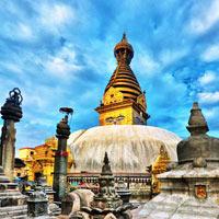 Gorakhpur - Lumbini - Pokhara - Kathmandu - Bhakatapur