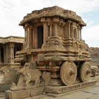Chennai - Kanchipuram - Mahabalipuram - Tiruvannamalai - Pondicherry - Chidambaram - Thanjavur - Trichy - Madurai - Trivandrum