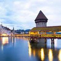 Lugano - Zermatt - Geneva - Interlaken - Lucerne