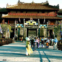 Danang - Hoi An - Hue