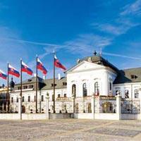 Vienna - Prague - Bratislava - Budapest
