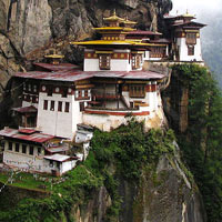 Phuentsholing - Paro - Thimphu - Punakha