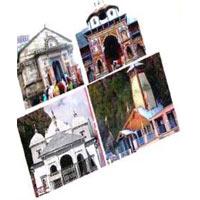 Dehradun - Yamunotri - Gangotri - Kedarnath - Badrinath
