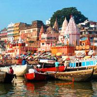Delhi - Varanasi - Sarnath - Allahabad - Kaushambi