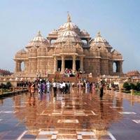 Ahmedabad - Sasangir - Diu - Somnath - Porbandar - Dwarka - Rajkot - Gandhinagar
