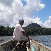 Marowijne - Tapanahony River - Ndyuka Maroon