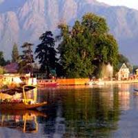 Kashmir - Srinagar - Sonamarg - Srinagar