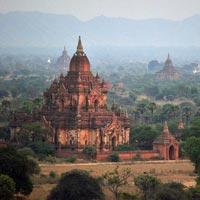 Yangon - Bagan - Mt. Popa - Yangon