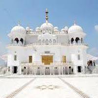Chandigarh - Anandpur Sahib - Ludhiana - Patiala - Jalandhar - Pathankot - Batsahib - Shivkhori - Mansar Lake - Amritsar